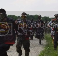 Living Legends 6 - Paintball