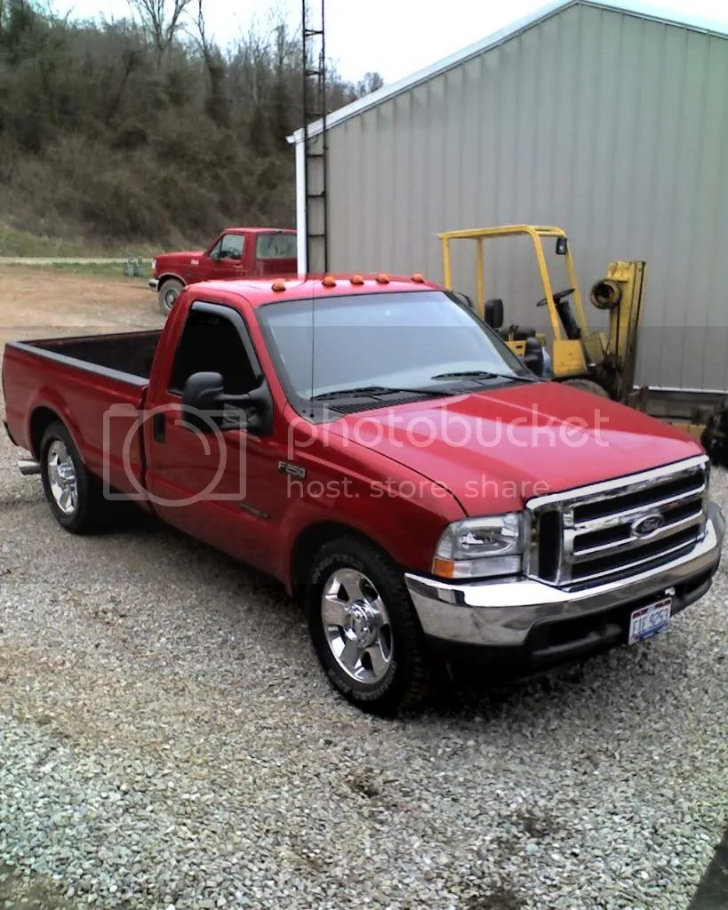 F250 Aftermarket Stereo