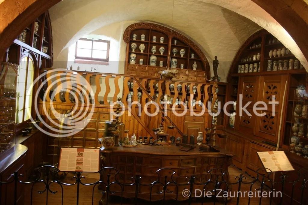 Apothekermuseum in Heidelberg