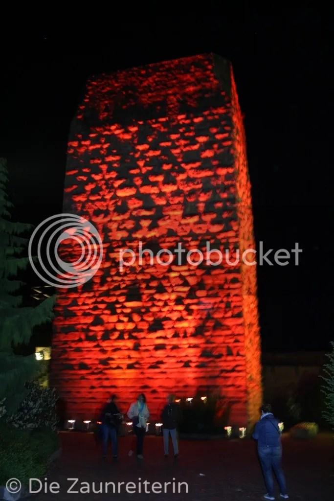 Kunstnacht 2016, Roter Turm