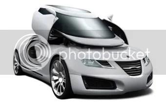 My Dream Car...Saab Aero X