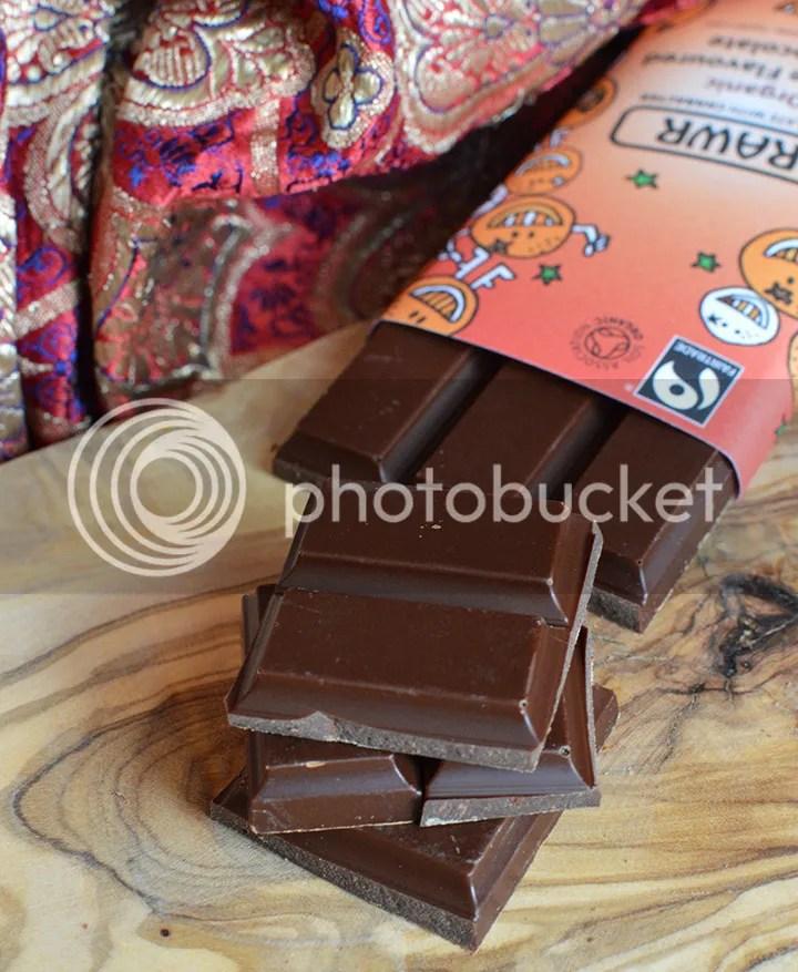 Rawr Orange Chocolate
