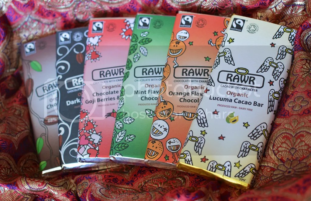 Rawr Chocolate: Chocolate with Character