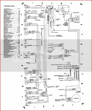 Firstgen wiring diagrams  Diesel Bombers