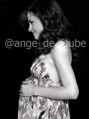 Pregnant Bella