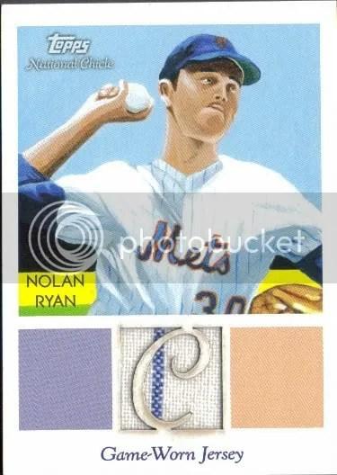 Nolan Ryan Jersey