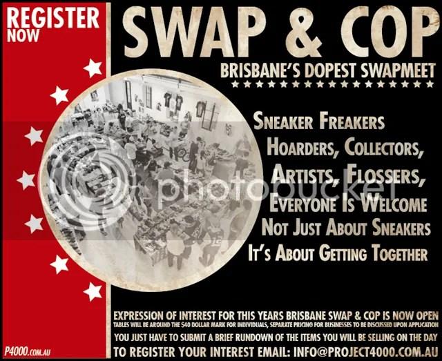Swap Flyer 2