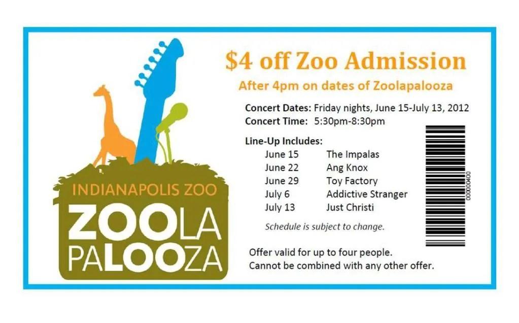 Zoo Lights Houston Coupons