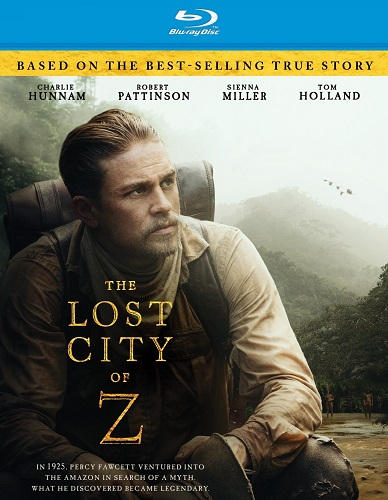 The Lost City Of Z 2016 BluRay 1080p AVC DTS-HD MA5 1-LAZERS