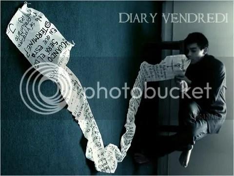 Diary Vendredi