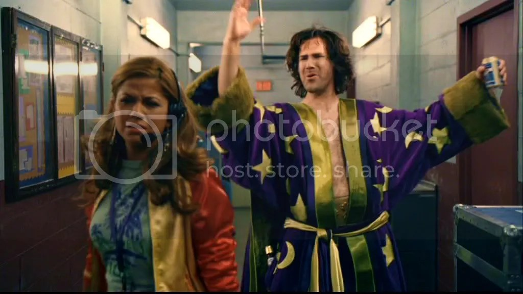 Luciana Carro and Will Ferrell in Blades of Glory