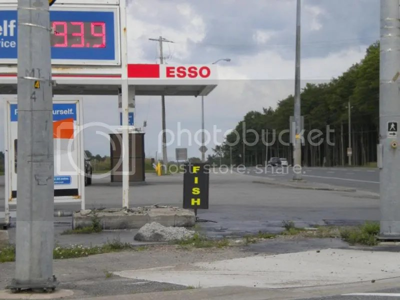Esso Fish, Shelburne