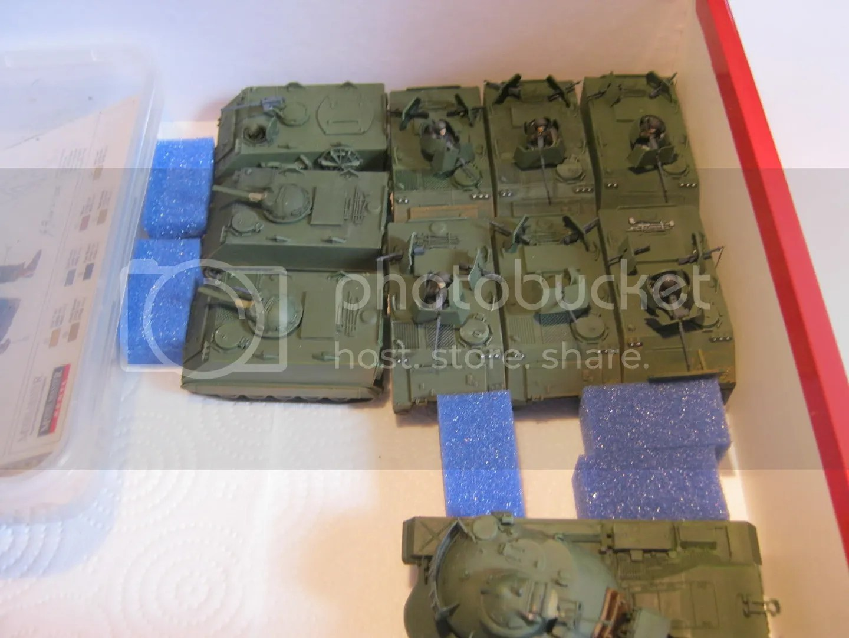 Many M113s