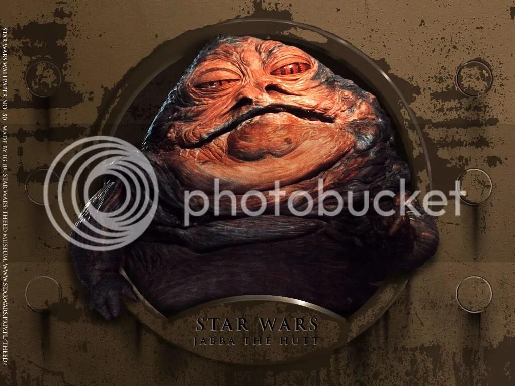 Jabba The Hutt Wallpaper Photo By Frieza112