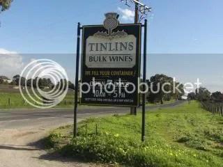 Tinlins Road Sign