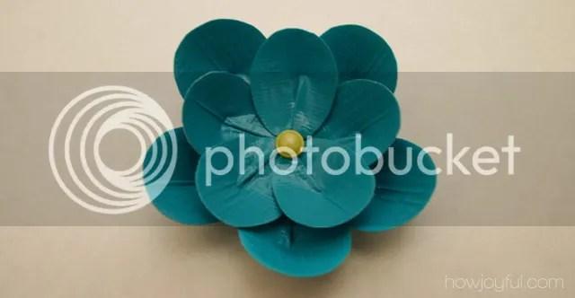 tape flower