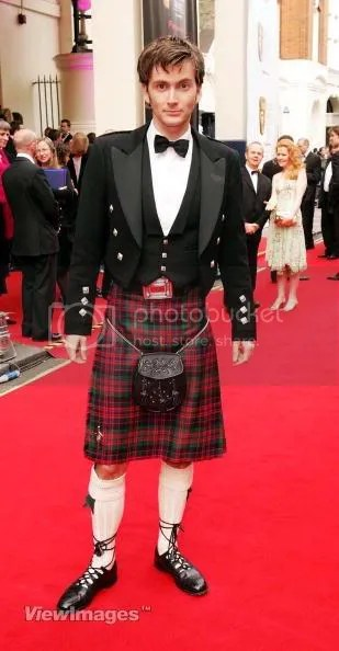 Scottish, but hey...I'm not complaining ;-)