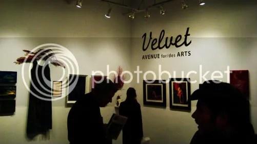 Crowd at Velvet opening 2