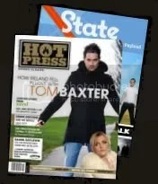 Hotpress will have a new competitor when State Magazine launches in March