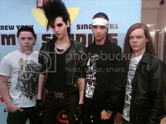 via Tokio Hotel America
