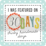 Thirty Hand Made Days