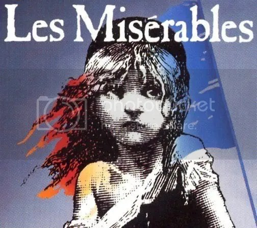 Saw Les Miserables this past Saturday