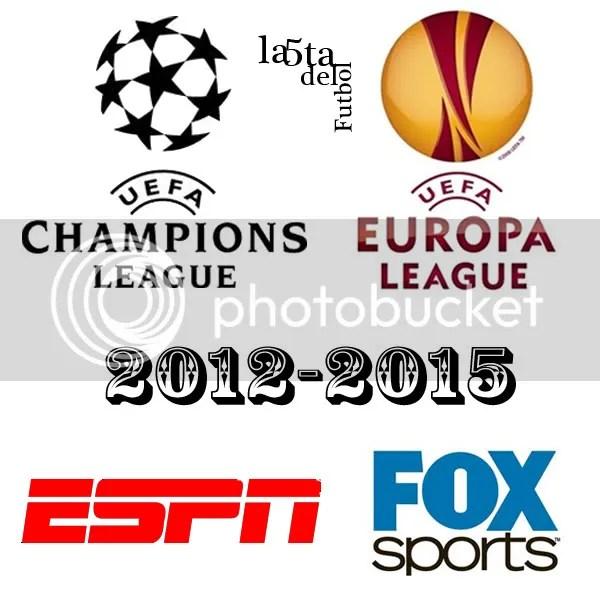 valor fabuloso vívido y de gran estilo online aquí ESPN y FOX Sports transmitirán la UEFA Champions League y ...