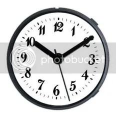 Clock Inserts-4 Clock Parts.com