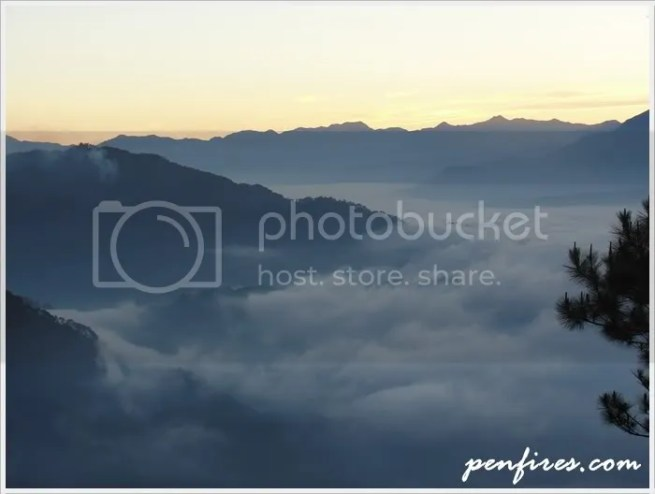Kiltepan Peak - Sea of Clouds