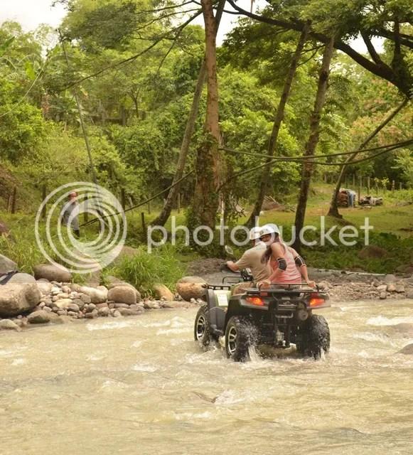 River Crossing ATV ride