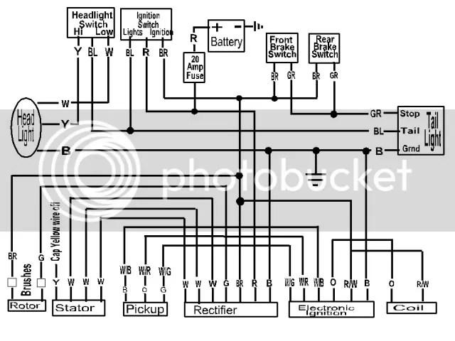 Suzuki Chopper Bobber Wiring Diagrams Fe Diagramssuzuki Data Diagram