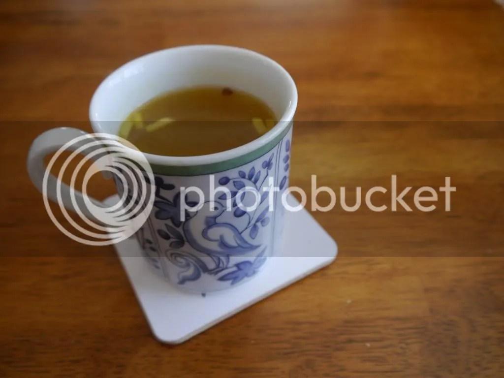 Lemon Ginger Honey Mug