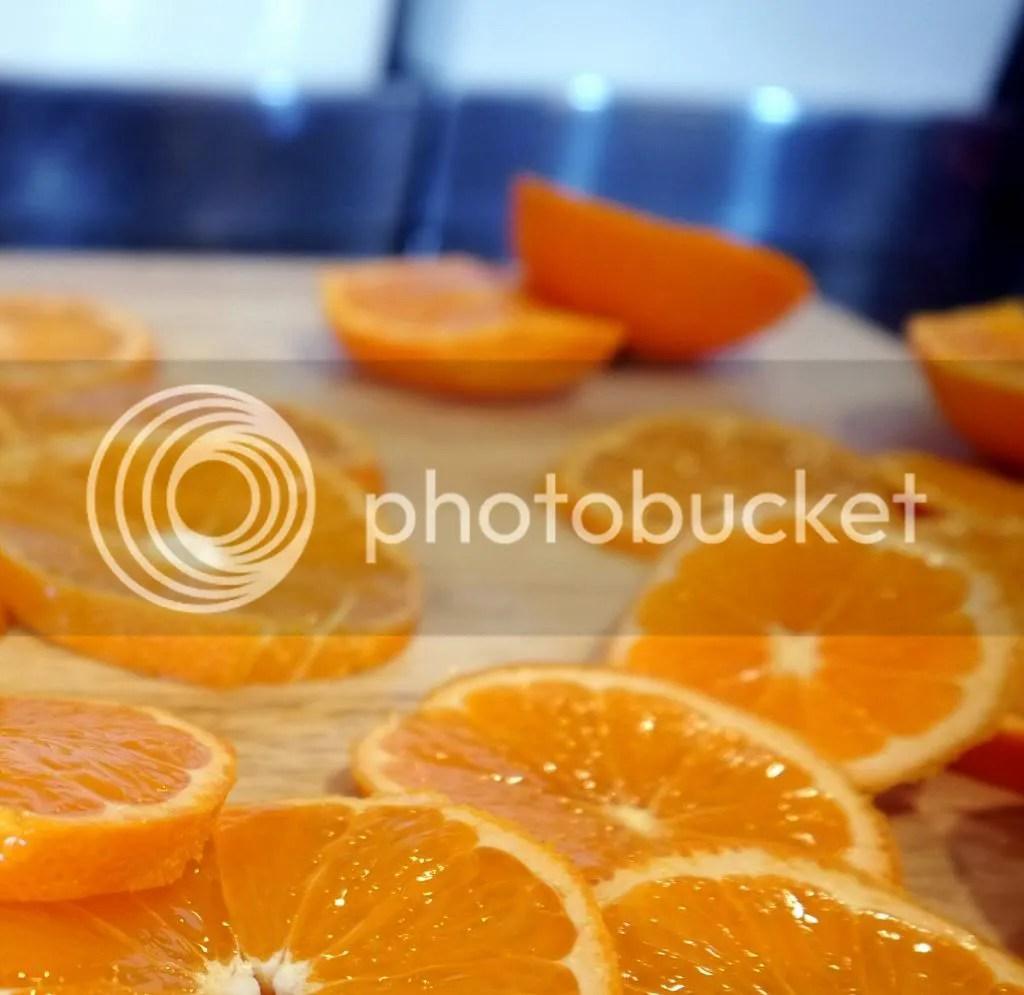 2IT Mandarins - Sunny window mandarin slices photo P1020390_zps4f069cfa.jpg