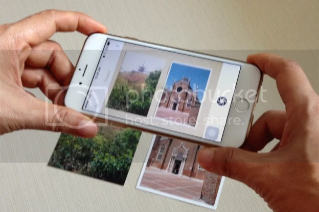 ios photo Scanning app