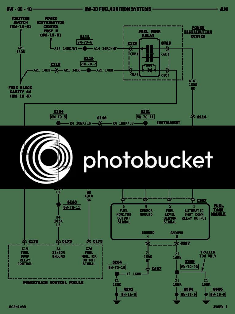 wiringdiagramfuelpump?resize\\\=665%2C888 stereo wiring diagram 2000 dodge durango wiring diagram simonand 2002 dodge dakota ignition wiring diagram at soozxer.org