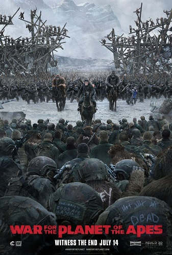 War For The Planet Of The Apes 2017 FULL CAM x264-THESTiG