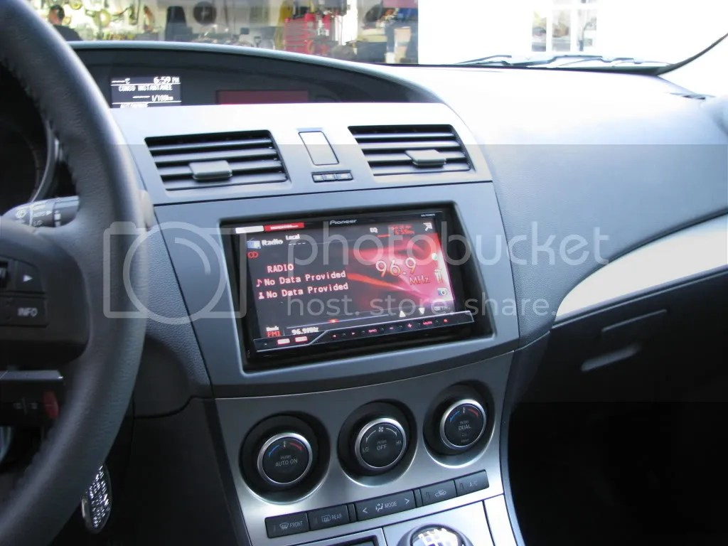 2012 Mazda 6 Connected Amp