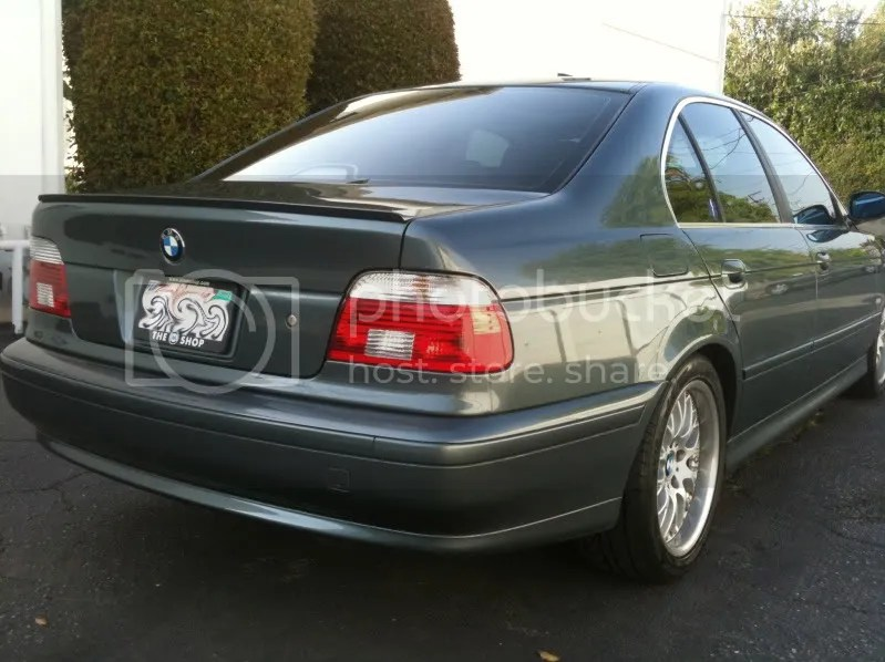 Detailed My E39