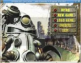 Fallout in DOSBox on Linux