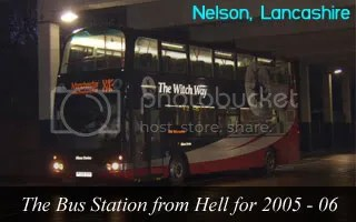 Nelson bus station