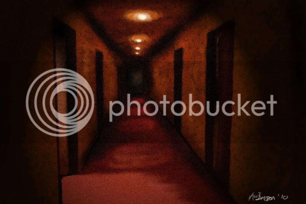 The Corridor by Kiel Benson