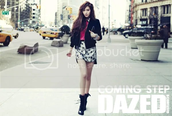 SNSD Jessica � Dazed & Confused Magazine March Issue �12