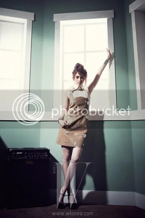 f(x) Krystal and Sulli � W Korea Magazine March Issue �12