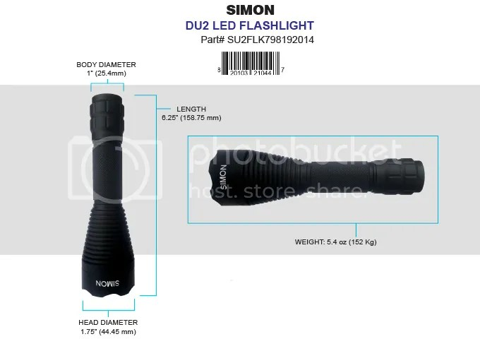 Simon Flashlights