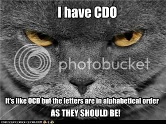 CDO cat
