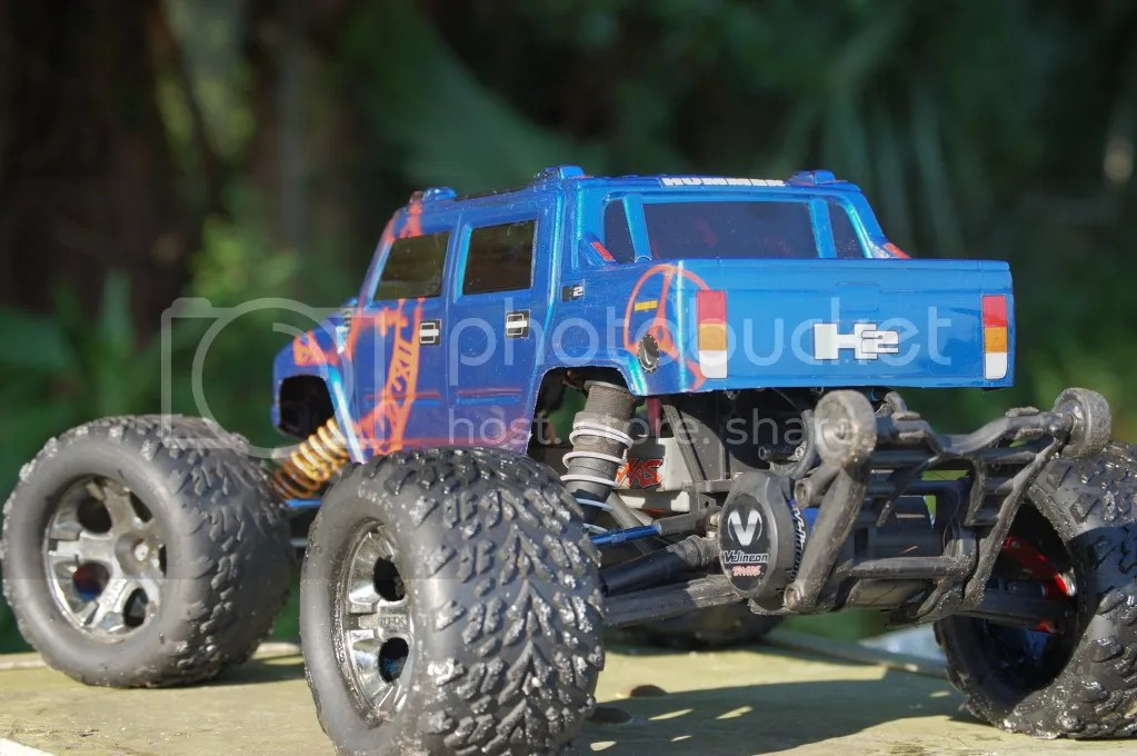 Traxxas Stampede H2 Body
