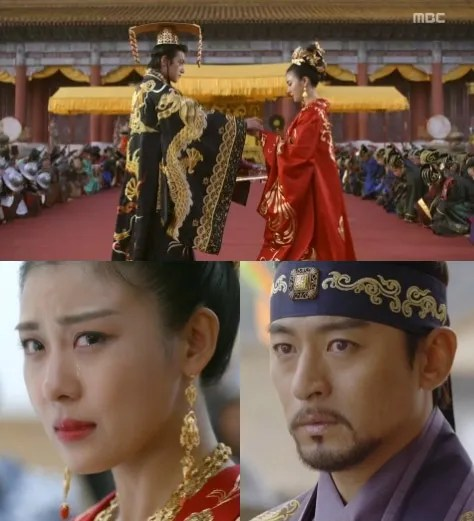 Mad About The OTP Of Ha Ji Won And Joo Jin Mo In The Surprisingly Entertaining Empress Ki A