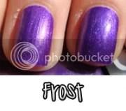 Frost Nail Polish (accidiosav guide)