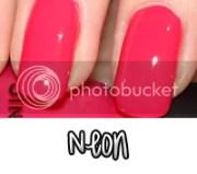 Neon Nail Polish (accidiosav guide)