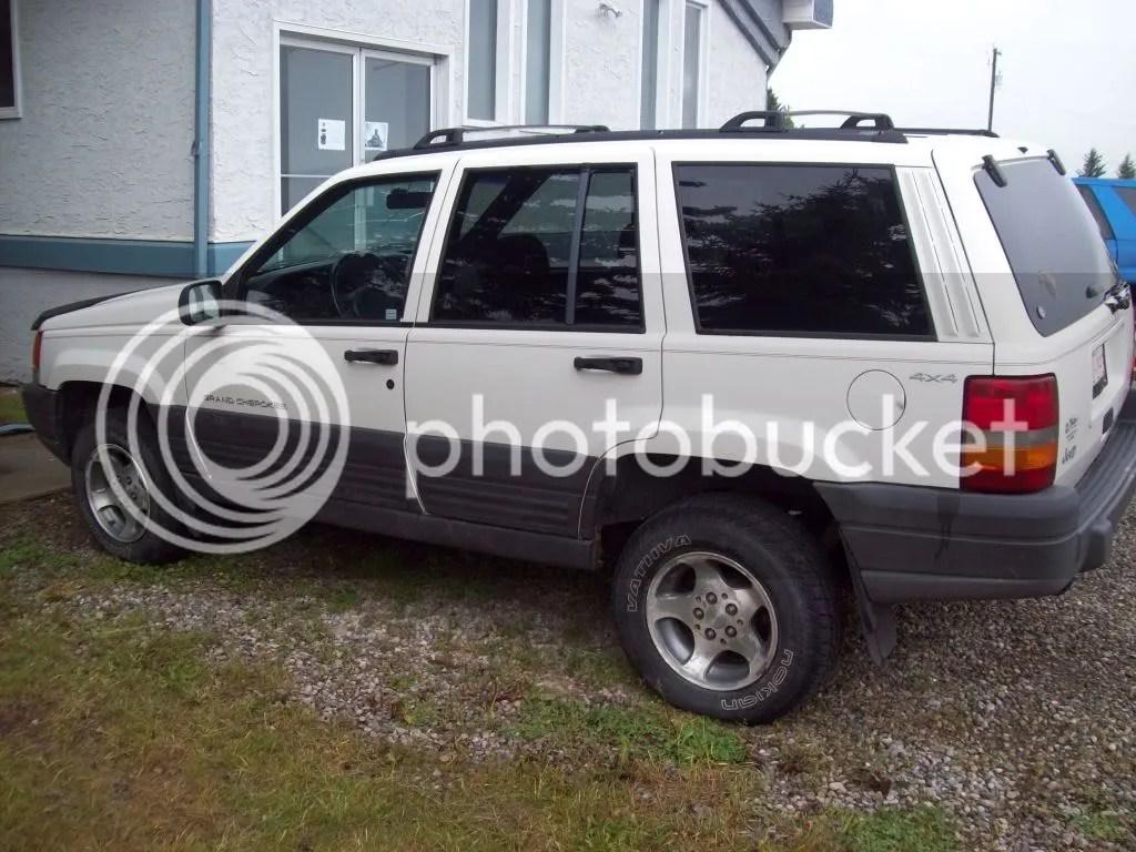 1996 Jeep Grande Cherokee